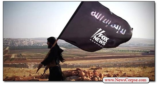 Fox News ISIS Flag