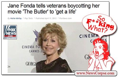 Fox News - Jane Fonda