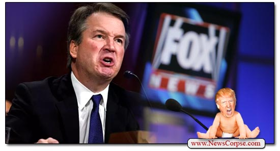 Fox News, Brett Kavanaugh