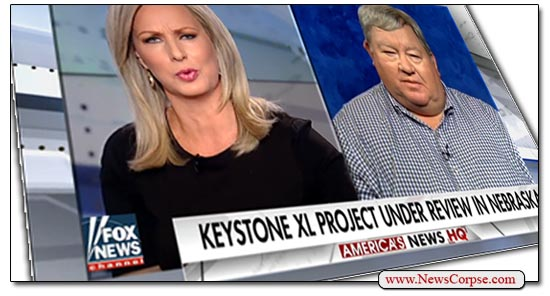 Fox News Keystone XL