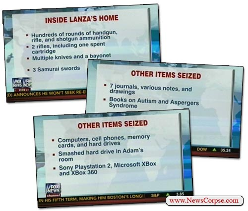 Fox News Lanza Docs