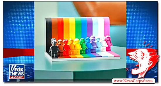 Fox News, Legos