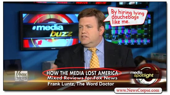 Fox News Frank Luntz