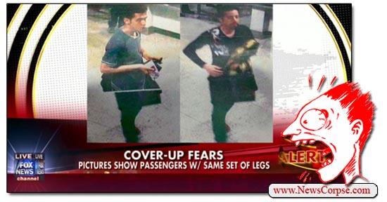 Fox News Cover Up Passengers