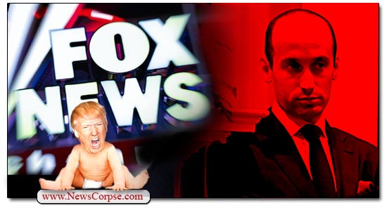 Fox News, Stephen Miller