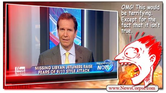 Fox News Missing Planes