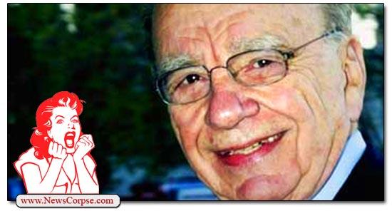 Fox News Rupert Murdoch