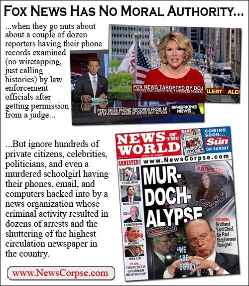 Fox News No Moral Authority