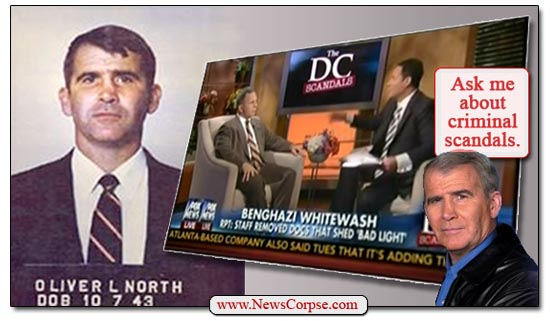 Fox News Oliver North