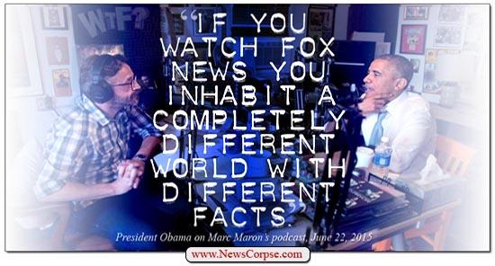 Barack Obama Fox News