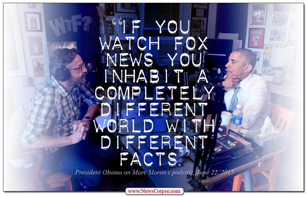 Fox News Obama Maron