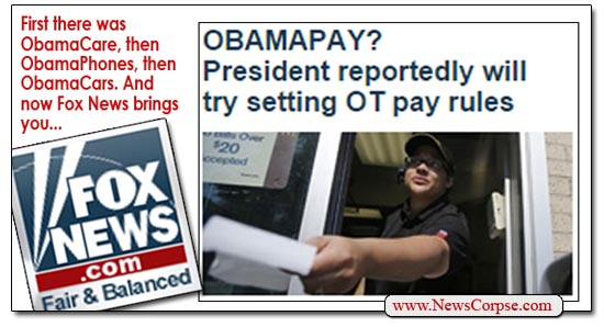 Fox News ObamaPay