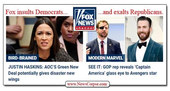 Fox News, Ocasio-Cortez, Crenshaw