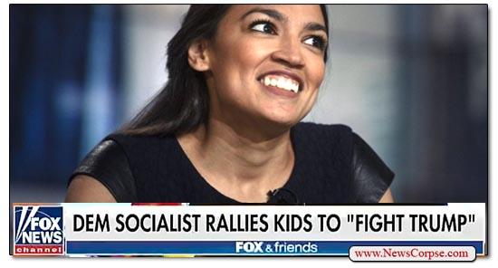 Fox News, Alexandria Ocasio-Cortez