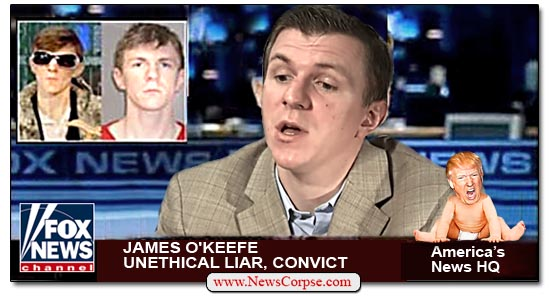 Fox News, James O'Keefe
