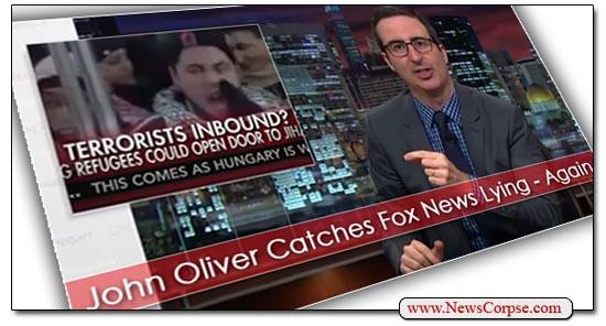 Fox News John Oliver