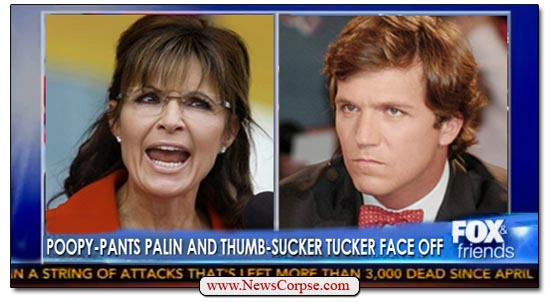 Fox News Palin/Carlson