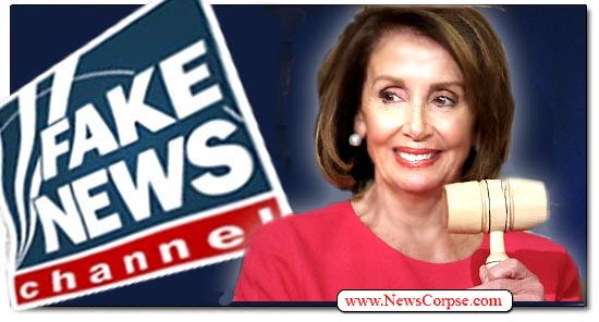 Fox News, Nancy Pelosi