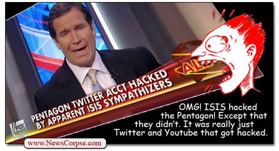 Fox News Pentagon Hack