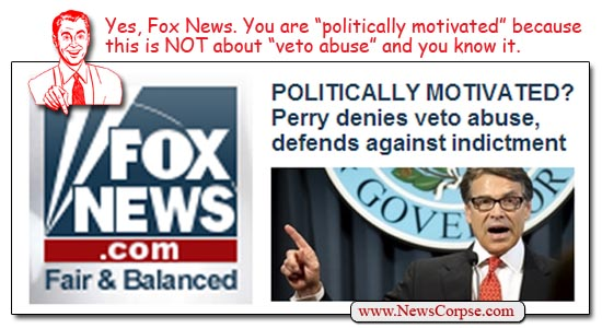 Fox News Rick Perry