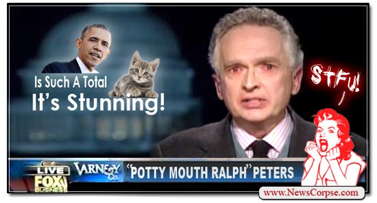 Fox News Ralph Peters