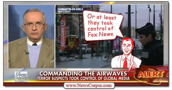 Fox News - Ralph Peters