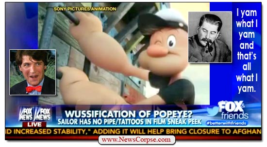 Fox News Popeye
