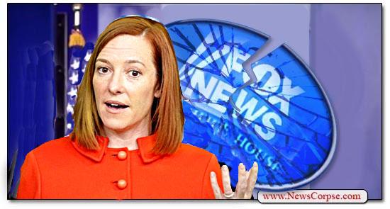 Fox News, Jen Psaki