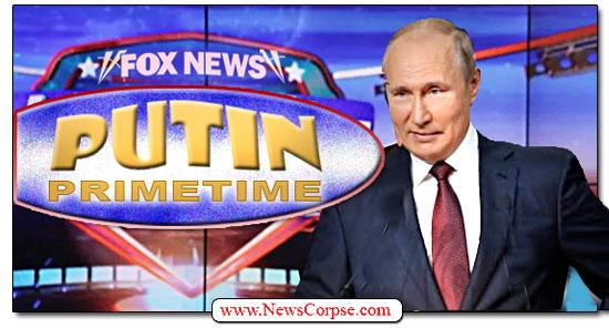 Fox News, Vladimir Putin