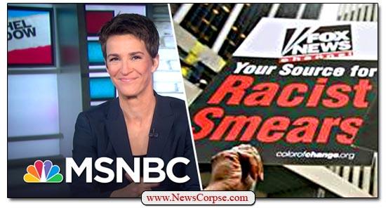 Fox News MSNBC