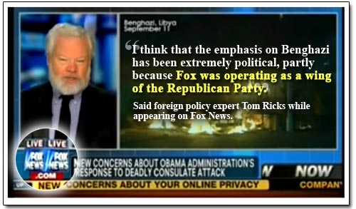 Fox News Tom Ricks