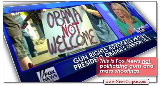 Fox News Roseburg
