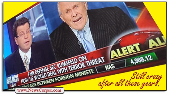 Fox News Donald Rumsfeld