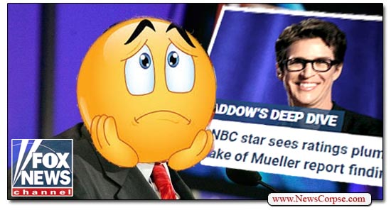Fox News, Rachel Maddow
