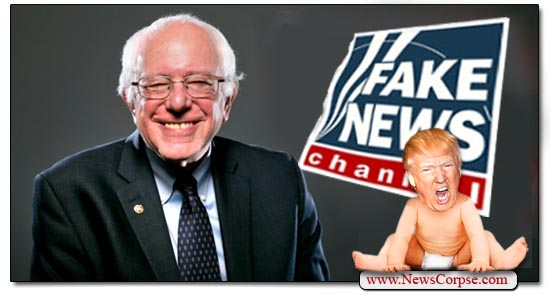 Bernie Sanders, Fox News