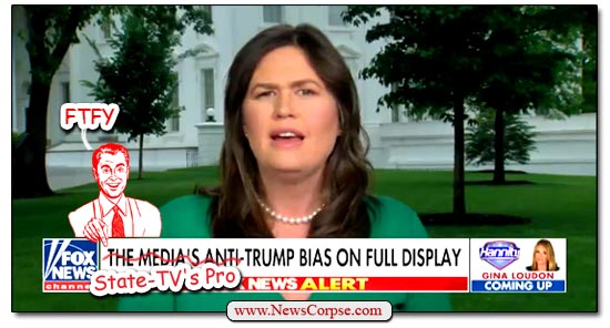 Fox News, Sarah Huckabee Sanders
