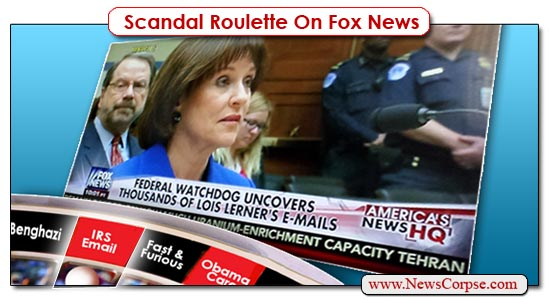Fox News Scandal Roulette