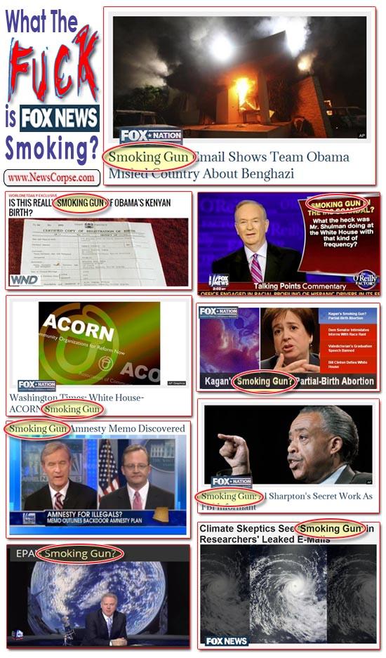 Fox News Smoking Gun