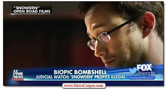 Fox News Snowden