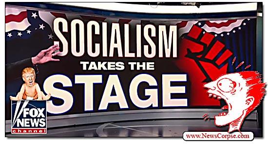 Fox News, Socialism