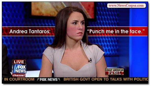 Fox News - Andrea Tantaro