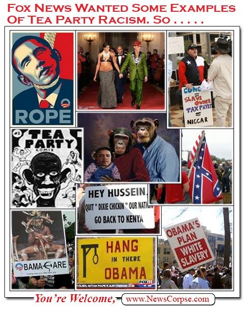 Fox News - Tea Party Racism