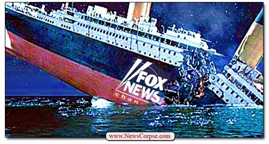 Fox News, Titanic