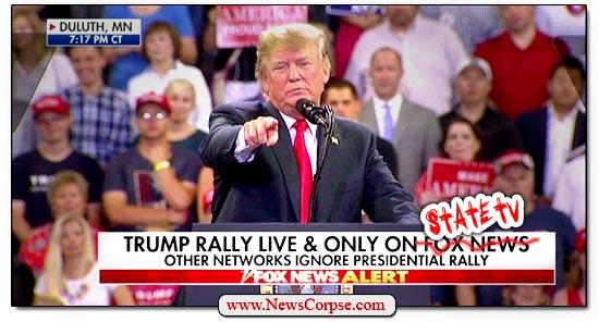 Fox News, Donald Trump