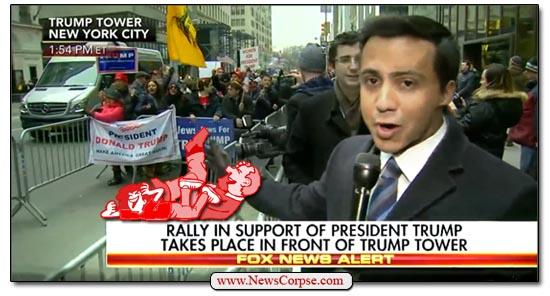 Fox News Trump rally