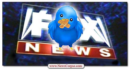 Fox News, Twitter
