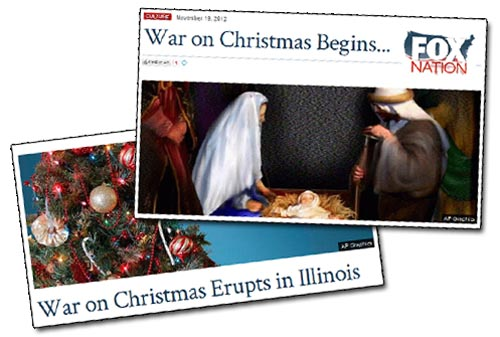 Fox News War on Christmas