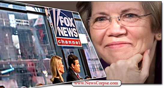 Fox News, Elizabeth Warren