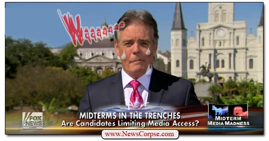 Fox News Whining