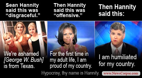 Image result for sean hannity quote